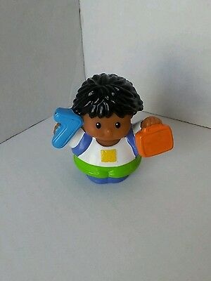 Fisher Price Little People Little Boy Replacement Learning 2 Count Grocery Store