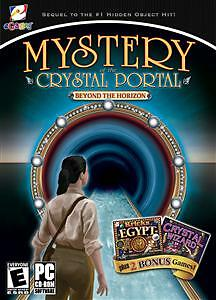 The Mystery of the Crystal Portal 2: Beyond the Horizon  (PC, 2010, STK# FE14)