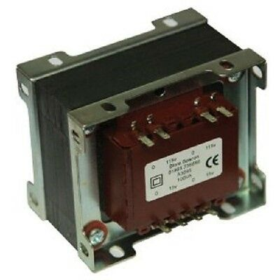 Chassis Transformers 100VA Output UK Manufactured All Stocked See Dropdown
