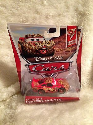 Disney Cars Nature Drive Lightning McQueen