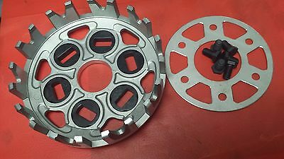 TM KZ10/10B/KZ10C and all TM MOTORS LIGHT WEIGHT CLUTCH BASKET ICC 125 OPEN OTK