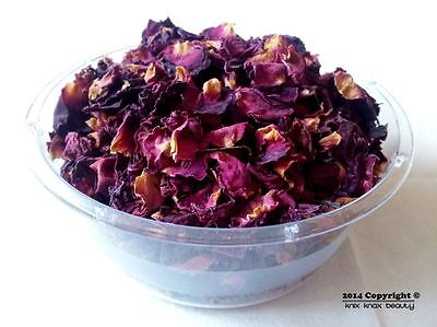 Various Dried Rose Petals for wedding confetti, pot pourri, crafts making,