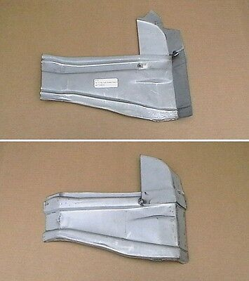 1970-1972 Buick Skylark LH And RH Lower Front Fender Braces - FAST SHIPPING !