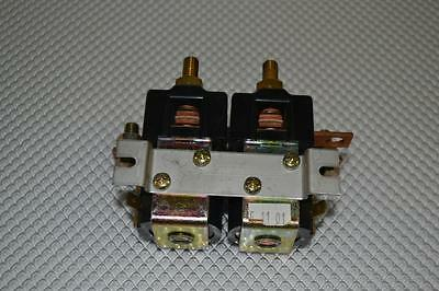 One New Curtis / Albright 24Vdc Electric Vehicle Dc Contactor Sw88-120