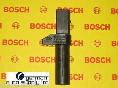 Mercedes-Benz Crankshaft Position Sensor - BOSCH - 0261210170 - NEW OEM MB Crank