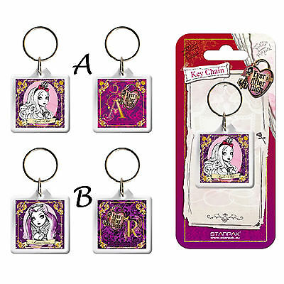 OFFICIAL Ever After High Keyring Key chain SET OF TWO ORIGINAL PACKED bag charm