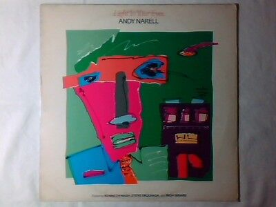 ANDY NARELL Light in your eyes lp HOLLAND
