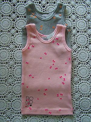 BNWT...*Bonds* Multi-Coloured Baby Ribbies Singlets...Various Sizes & Colours...