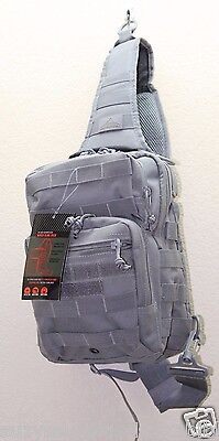 """RED ROCK OUTDOOR GEAR Tornado Nylon ROVER SLING BACKPACK 12""""L x 8""""W x 8""""D E3297"""