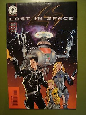 Lost in Space #1 from 1997 and The X-Files #10