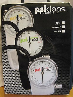 PSICLOPS PRO15 ATV & TRACTOR ETC. LOW PRESSURE DUAL TIRE AIR EQUALIZER NEW