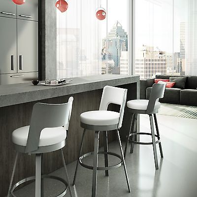 Excellent Amisco Brock Swivel Counter Or Bar Stool 41435 312 00 Bralicious Painted Fabric Chair Ideas Braliciousco