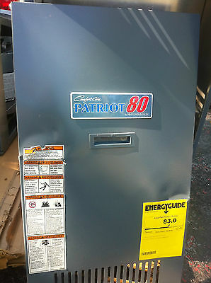 Patriot 80 by Century BOILER Model # OLRB95-D4-1A  95,000 BTU NEW