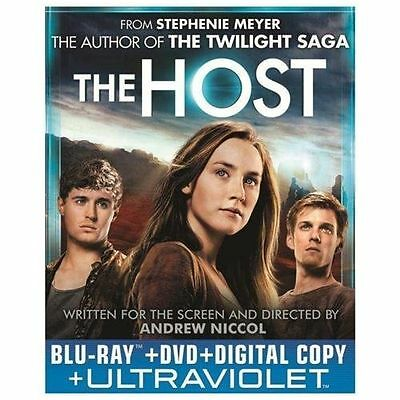 The Host (Blu-ray, 2013)