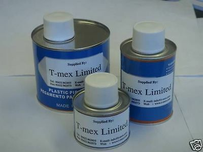PVC Solvent Weld Cement, PVC Glue And PVC Pipe Cleaner