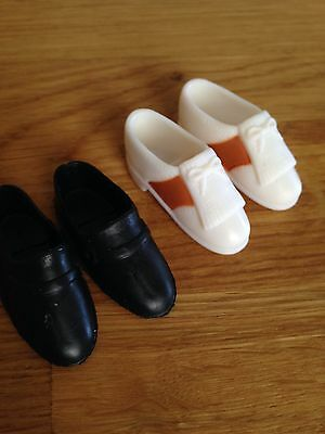 Ken Doll Shoes - Set of 2 Pairs