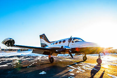 1972 Cessna 414 - RAM Series VI, New Paint, Low Time Engines and Interior!!