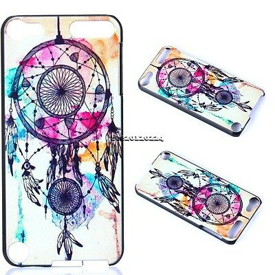 Dream-catcher Design Slim Hard Case Back Protective Cover For iPod Touch 5 5th