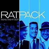 THE RAT PACK OOP CD - BOYS NIGHT OUT FRANK SINATRA SAMMY DAVIS JR. DEAN MARTIN