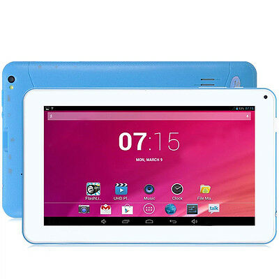 """9"""" HD Screen Android 4.2.2 Allwinner A23 Dual-core 8G Tablet PC w/ GPS Bluetooth"""