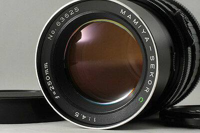 [Excellent] Mamiya RB67 250mm F 4.5 Sekor C Lens 250/4.5 From Japan #127