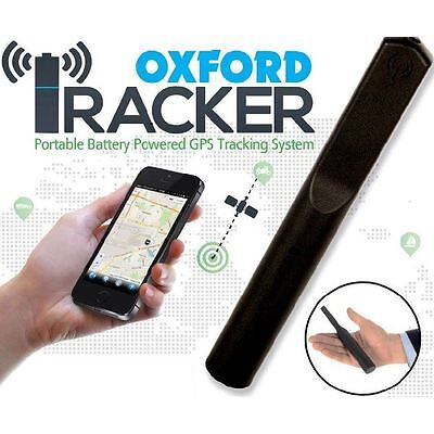 Oxford GPS Motorcycle Bike MX Moto X Tracker System Portable & Waterproof