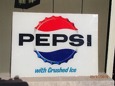 Pepsi sign - 60's or 70's