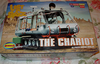 "Moebius ""The Chariot"" Lost In Space 1/24 Scale MOE902"