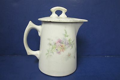 Edwin Knowles - China - Milk Pitcher w/ Lid - Fair Cond. - Antique - Save $ -