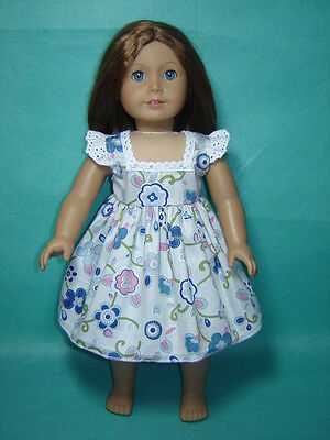 """lovely Dress Fits for 18"""" American Girl Doll Handmade Clothes Gift D405"""