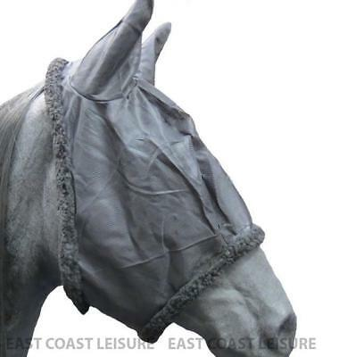 Equidor Horse Fly Mask With Ears