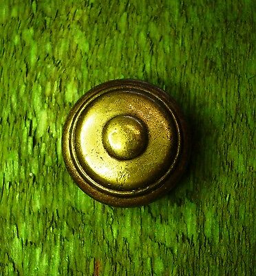 Vintage Brass Drawer Pull                           ( #1400-49)