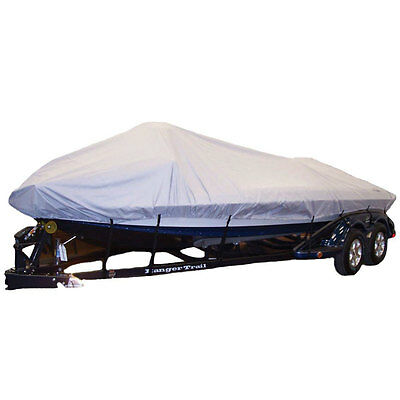 "Dallas Manuf Co. Semi-Custom Boat Cover - V-Hull I/O - Up to 17'6""L x 90""W"