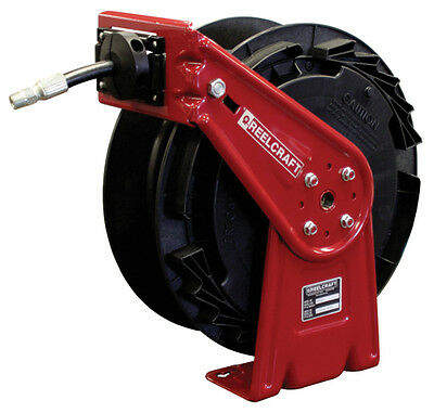 """Reelcraft RT625-OHP 3/8"""" x 25ft. 4800 psi - for grease service with hose"""