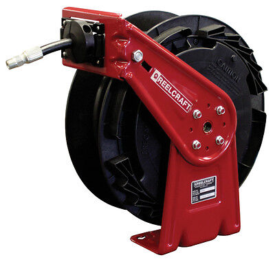 """Reelcraft RT650-OHP 3/8"""" x 50ft. 4000 psi. - for grease service with hose"""