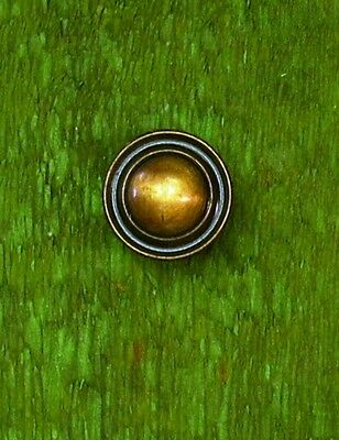 Vintage Brass Drawer Pull     ( #1400-59