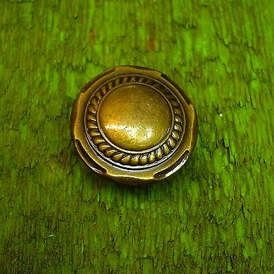 Vintage Brass Drawer Pull     ( #1400-60)