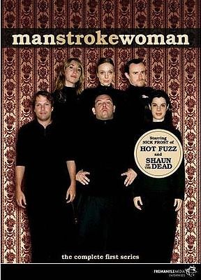 Man Stroke Woman - Series 1 (DVD 2007) Brand New Nick Frost of Shaun of the Dead