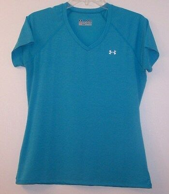 Under Armour semi-fitted heatgear shirt MD very nice condition