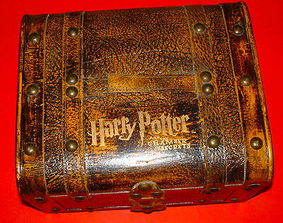 Harry Potter and the Chamber of Secrets movie promo trunk extremely rare NICE!