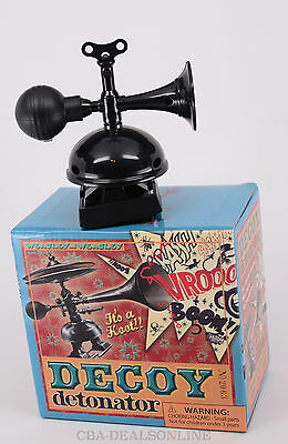 NEW Wizarding World Of Harry Potter MOVING with Sound DECOY DETONATOR Universal