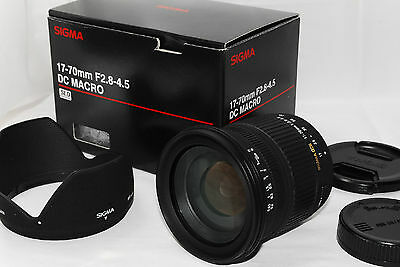 [Excellent++] SIGMA AF 17-70mm F/2.8-4.5 DC MACRO for Pentax From JAPAN #232