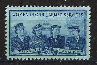 ESTADOS UNIDOS/USA 1952 MNH SC.1013 Women in the US Armed Services