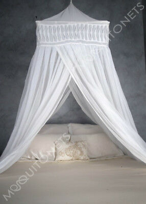 Mosquito Net. Cotton. Temple. King / Queen