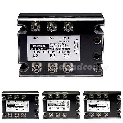 Electromatic Three Phase AC-Solid State Relay Instant 480V/40A GJX-3 GOCG G1CG
