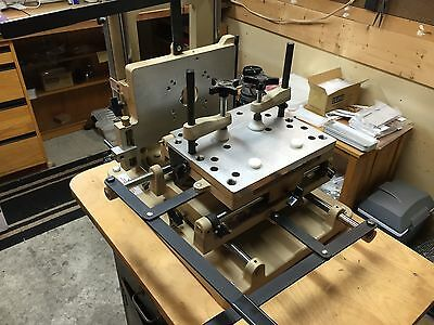 JDS Multi Router 3 Axis Joinery Machine