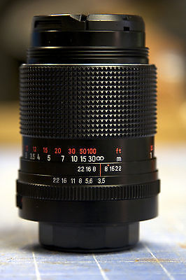 CARL ZEISS JENA DDR Electric MC SONNAR 3,5/135 135 mm f/3.5 M42 No Reserve! Auto