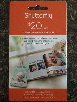 Shutterfly coupon $20 off purchase of $20 or more