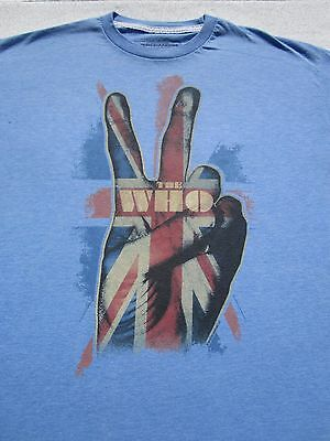THE WHO live nation LARGE T-SHIRT