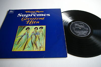 DIANA ROSS AND THE SUPREMES / GREATEST HITS   LP  1st PRESS MONO  1968